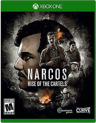 Narcos Rise of the Cartels Xbox One - NEW FREE US SHIPPING