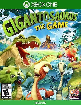 Gigantosaurus The Game - Xbox One - NEW FREE US SHIPPING