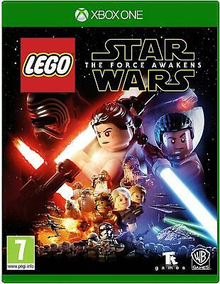 Lego Star Wars The Force Awakens Xbox One New Sealed (UK release)