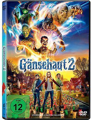 Gänsehaut 2 (DVD) gebr.-gut