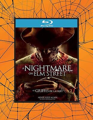 A Nightmare on Elm Street (2010) [Blu-ray] (Halloween Edition)  Canadian
