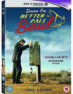 Better Call Saul - Season/Series 1 - Brand New DVD - Fast Post -