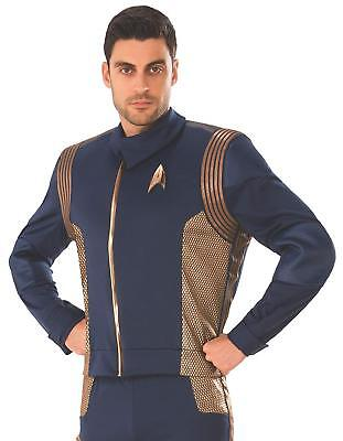 Operation Man Halloween Costume (Operations Uniform Star Trek Discovery Fancy Dress Up Halloween Adult)