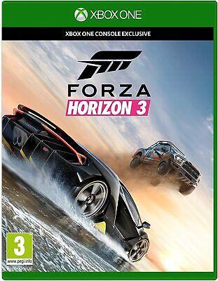 Forza Horizon 3 (2016) for Xbox One UK/PAL