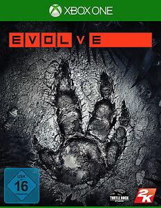 Evolve -inkl. Monster Erweiterungspack- Xbox ONE - NEU&OVP - Deutschland - Evolve -inkl. Monster Erweiterungspack- Xbox ONE - NEU&OVP - Deutschland