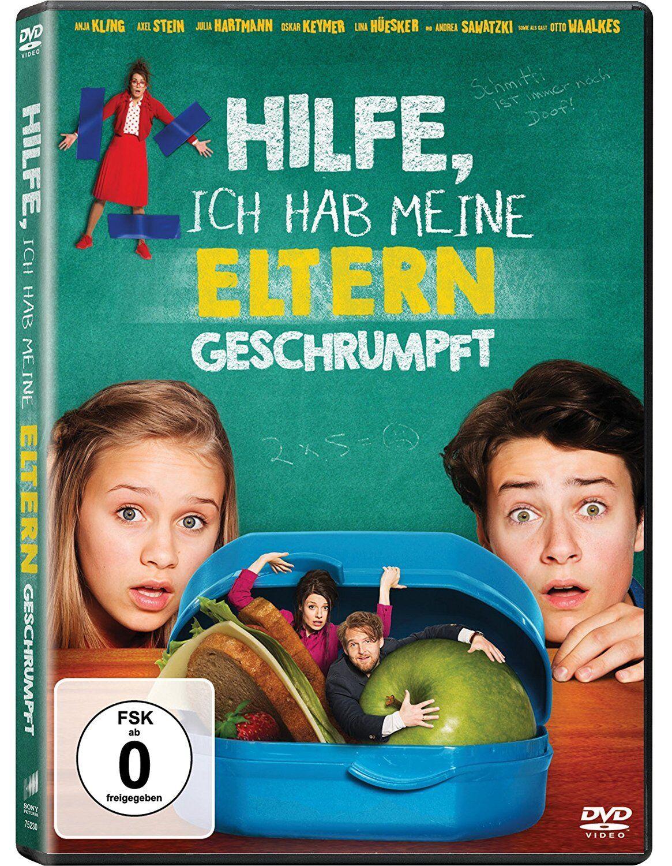Hilfe, ich habe meine Eltern geschrumpft (2018) DVD