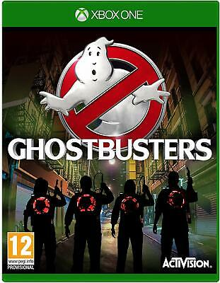Ghostbusters Xbox One (2016)  ** Brand New & Sealed Microsoft UK PAL Video Game
