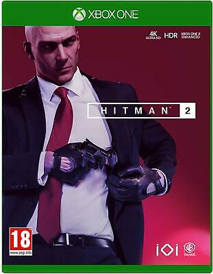 Hitman 2 Xbox One Game NEW SEALED