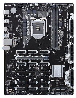 Asus LGA1151 DDR4 HDMI B250 ATX Motherboard USB 3.1 B250 MINING EXPERT