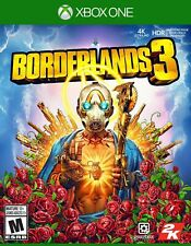 2K. Borderlands 3 (Xbox One)