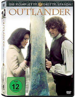 5 DVDs * OUTLANDER - DIE KOMPLETTE STAFFEL / SEASON 3 # NEU OVP <