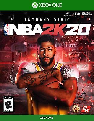 NBA 2K20 - Xbox One Sealed Brand New