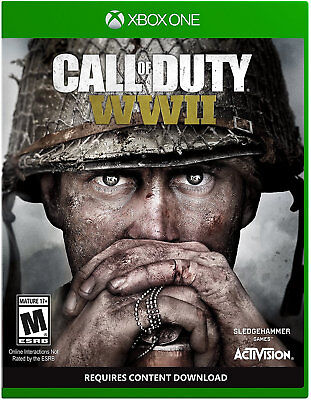 Call of Duty: WWII Xbox One [Factory Refurbished]