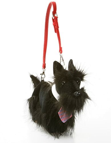 Fuzzy Nation Scottie Quentin - Scottish Terrier - Purse - Handbag - With Tags