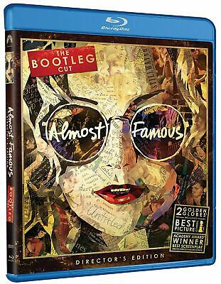 Almost Famous (Blu Ray) / RocketMan (Digital Only) 2 Movie Combo w/ (Famous Ray)