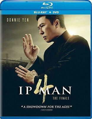 IP Man 4 - The Finale w/ Donnie Yen (Blu-ray + DVD, 2020)