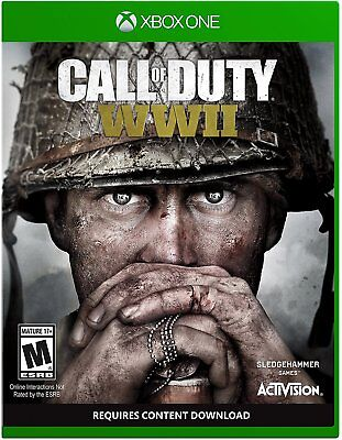Activision Call of Duty: WWII - Xbox One