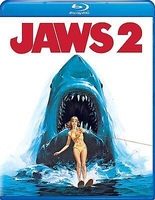 JAWS 2   - BLU RAY - Region free