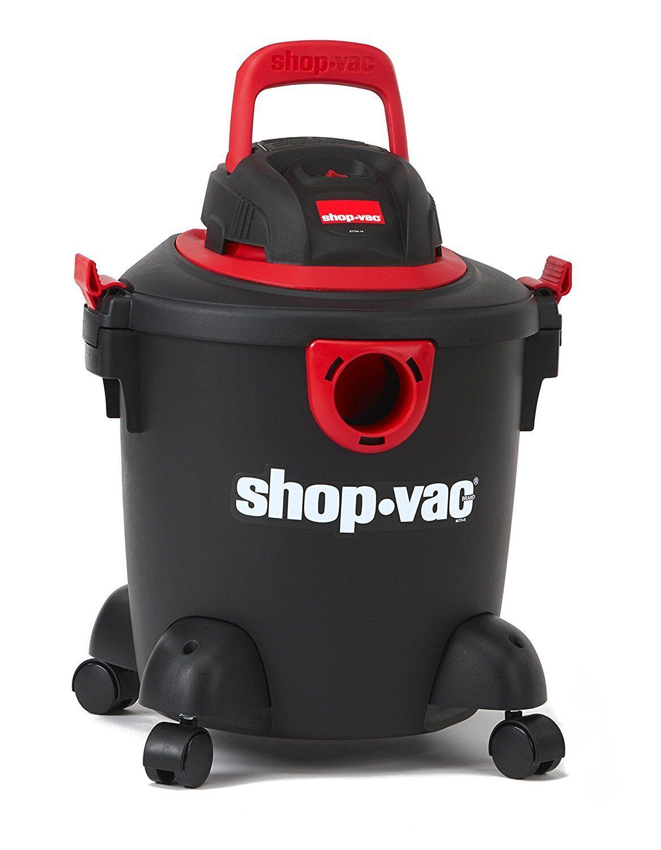 Shop-Vac 2035000 5 gallon 2.0 Peak HP Classic Wet Dry Vacuum