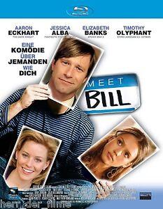 MEET BILL (Aaron Eckhart, Jessica Alba) Blu-ray Disc NEU+OVP - <span itemprop=availableAtOrFrom>Oberösterreich, Österreich</span> - Widerrufsbelehrung Widerrufsrecht Sie haben das Recht, binnen vierzehn Tagen ohne Angabe von Gründen diesen Vertrag zu widerrufen. Die Widerrufsfrist beträgt vierzehn Tage ab dem T - Oberösterreich, Österreich