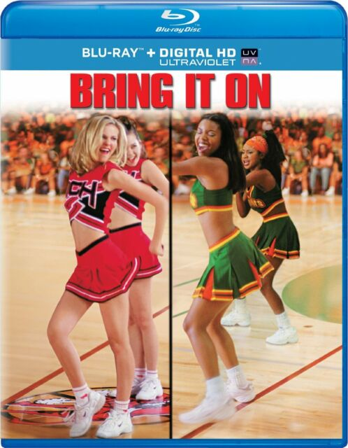 BRING IT ON (2000 Kirsten Dunst) -  Blu Ray - Sealed Region free for UK