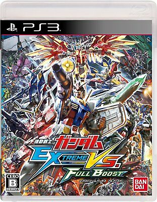 USED PS3 Gundam Extreme Vs. Full Boost [Japan Import] comprar usado  Enviando para Brazil