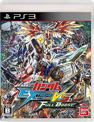 PS3 Gundam Extreme Vs. Full Boost Japan PlayStation 3 comprar usado  Enviando para Brazil