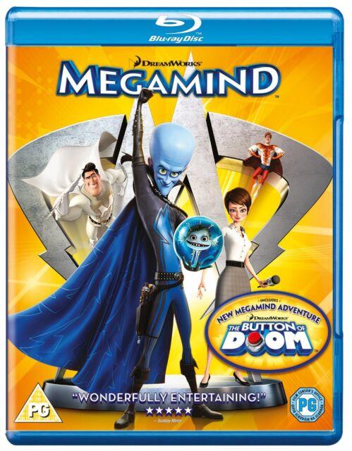 MEGAMIND - BLU-RAY FILM