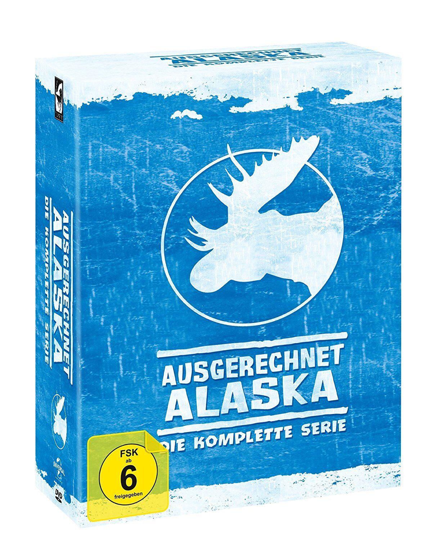 Ausgerechnet Alaska - Die komplette Serie, 28 DVD NEU + OVP!