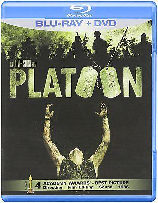 2011 Dvd - Platoon (Blu-ray-dvd, 2011) -New, Free shipping