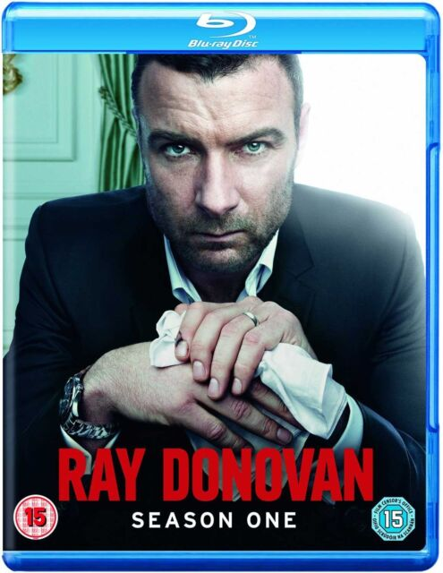 Ray Donovan Season 1 Blu Ray( New and Sealed ) first 1st 1 series one 1st season