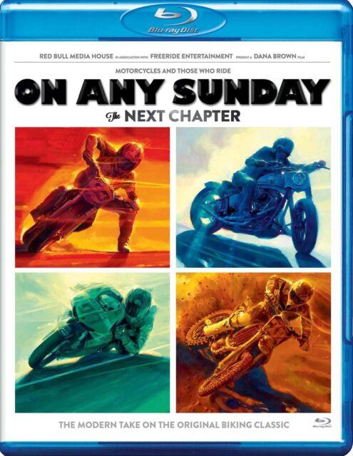 On Any Sunday - The Next Chapter - New Blu-Ray Region B