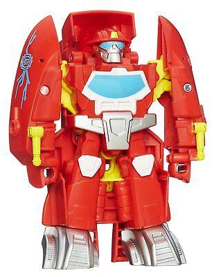 Playskool Heroes Transformers Rescue Bots Heatwave the Fire-Bot Figure , New, Fr