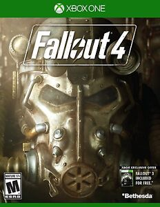 Swap Fallout 4 (Xbox One)