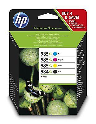 HP 934/935XL Multipack Original Druckerpatronen mit hoher Reichweite )