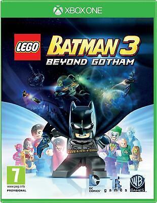 LEGO Batman 3 Beyond Gotham Xbox One Brand New & Sealed  UK Pal