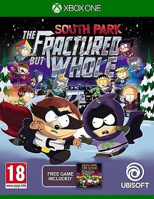 South Park The Fractured But Whole | Xbox One (South Park The Fractured But Whole Multiplayer)