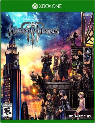 Kingdom Hearts III Xbox One 91506