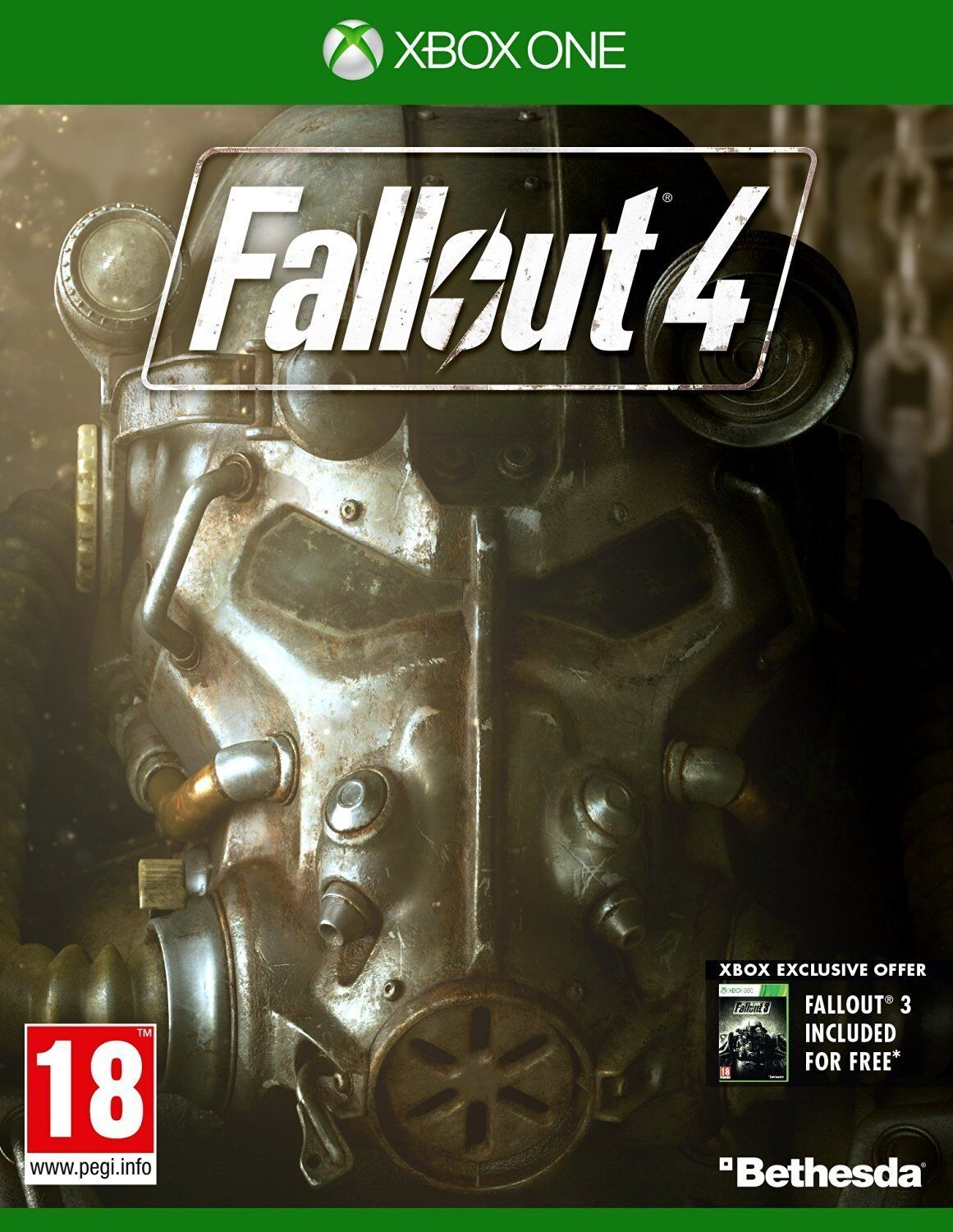 Fallout 4 Xbox One  Brand New Factory Sealed