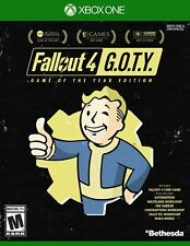 Bethesda Fallout 4 Game of the Year Edition (Xbox One)