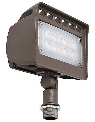 Westgate LED Outdoor Flood Light – Knuckle Mount 120-277V - Aluminum Housing