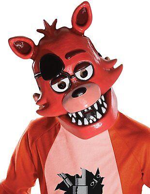 Five Nights At Freddy's Kinder Halb Maske Kostüm: - Foxy Kostüm Kinder