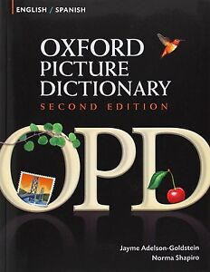 Oxford Picture Dictionary English-Spanish by Jayme Adelson-Go (Paperback)