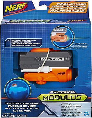NEW Nerf N Strike MODULUS Targeting Green Light Beam (Discontinued)