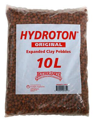 Mother Earth Hydroton Original Clay Pebbles - 10 Liter