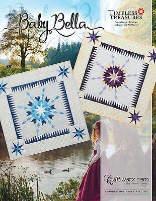 - Baby Bella Paper Pieced Judy Niemeyer 36