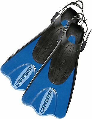 - Cressi Palau Light Weight Travel Snorkeling Swim Fins (Made in Italy)
