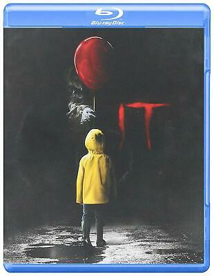 It (Blu-ray/DVD, 2018, 2-Disc Set) NEW