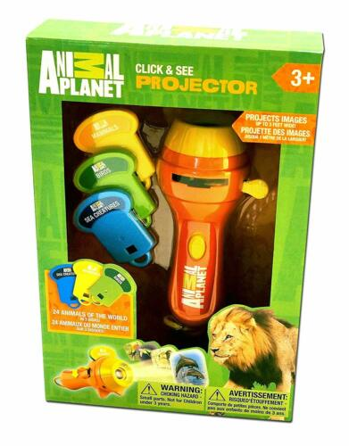 Animal Planet Click and See Projector Toy