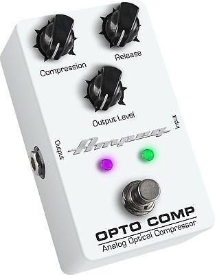 Comp Compressor - Ampeg Opto Comp Analog Compressor